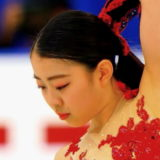 紀平梨花 2020全日本選手権 ショート演技