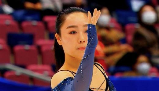 樋口新葉 2020全日本選手権 ショート演技