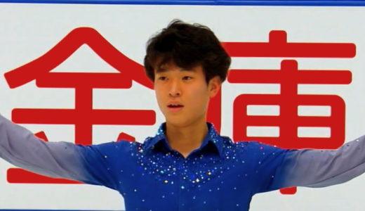 本田ルーカス剛史 2020全日本選手権 ショート演技