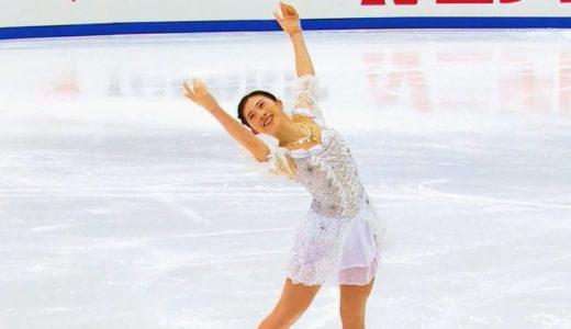 永井優香 2020年全日本選手権 ショート演技
