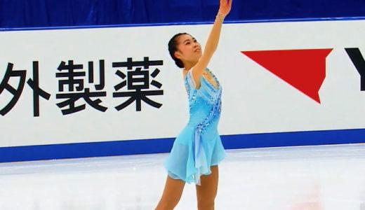 鈴木なつ 2020全日本選手権 ショート演技