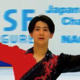 中村俊介 2020全日本選手権 ショート演技