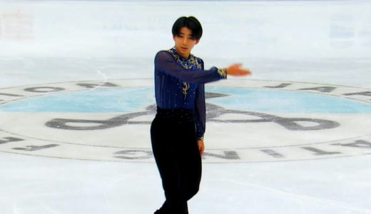 中村俊介 2020全日本選手権 フリー演技