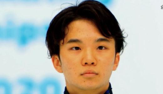 友野一希 2020全日本選手権 ショート演技